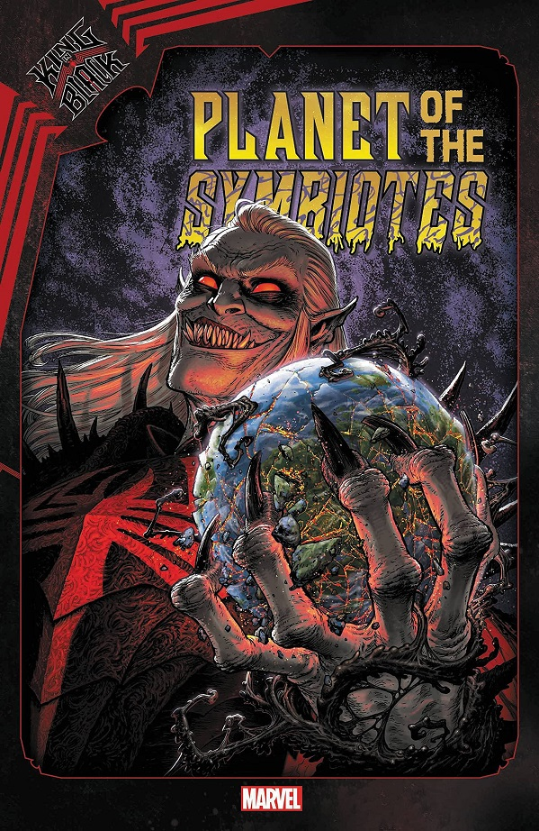 KING IN BLACK – PLANET SYMBIOTES TP