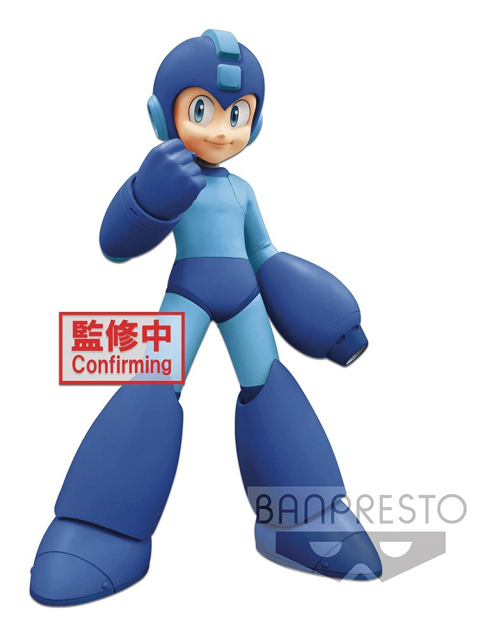 MEGA MAN GRANDISTA FIG