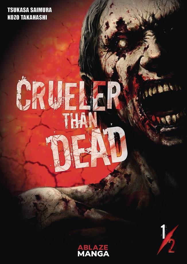 CRUELER THAN DEAD GN VOL 01