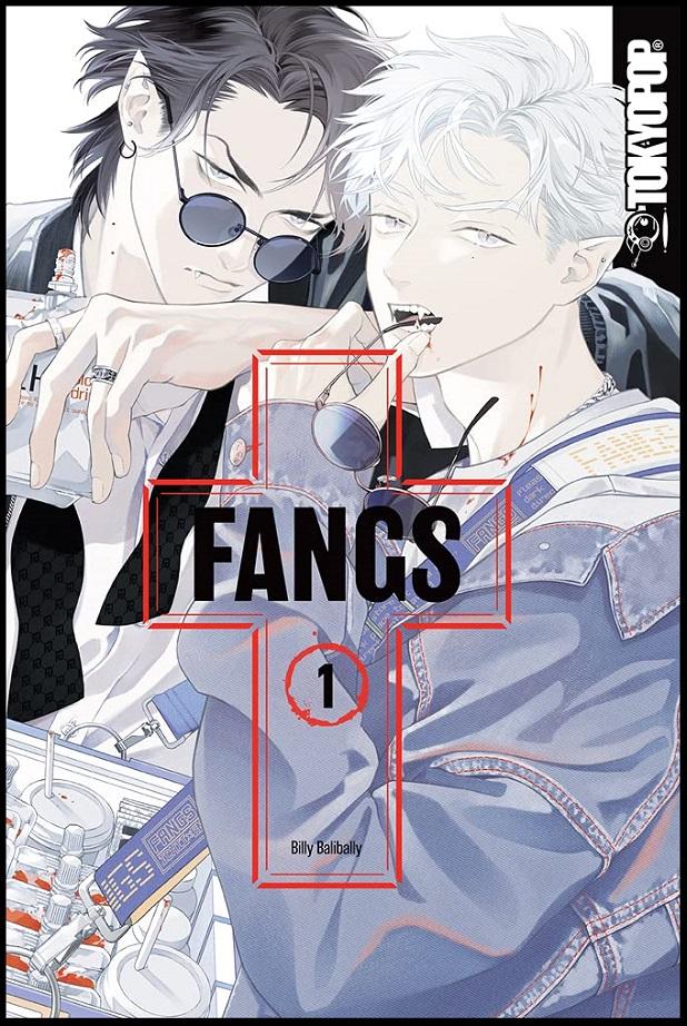 FANGS GN VOL 01