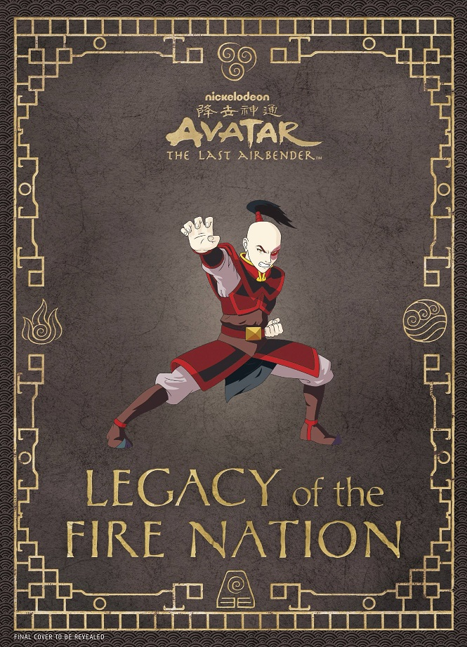 AVATAR LAST AIRBENDER – LEGACY OF FIRE NATION HC