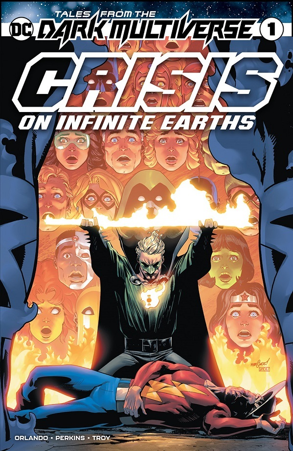 TALES FROM THE DARK MULTIVERSE – CRISIS ON INFINITE EARTHS #1