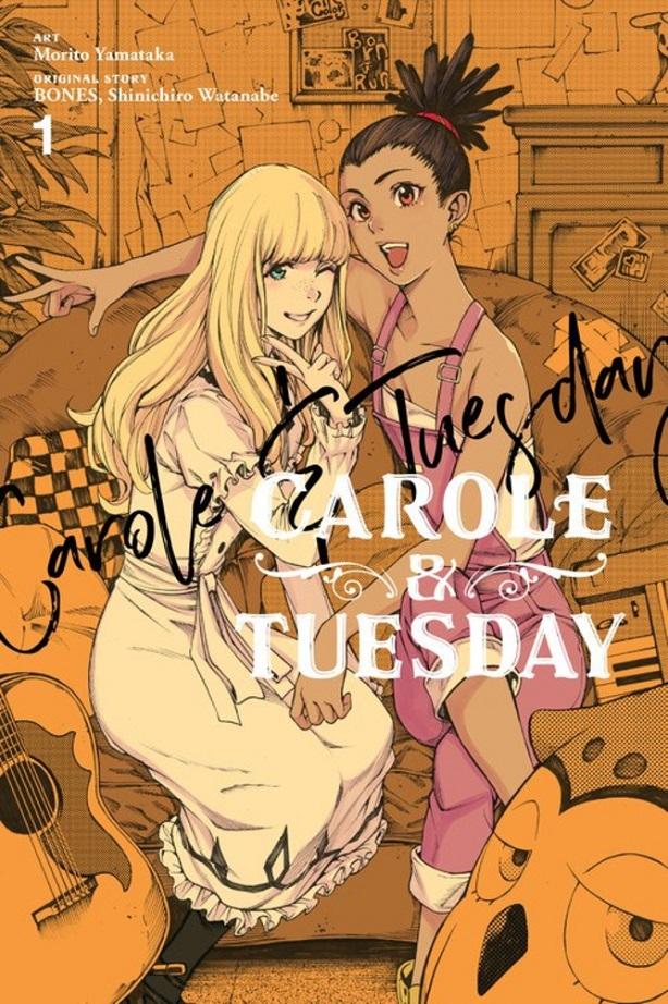 CAROLE & TUESDAY GN VOL 01