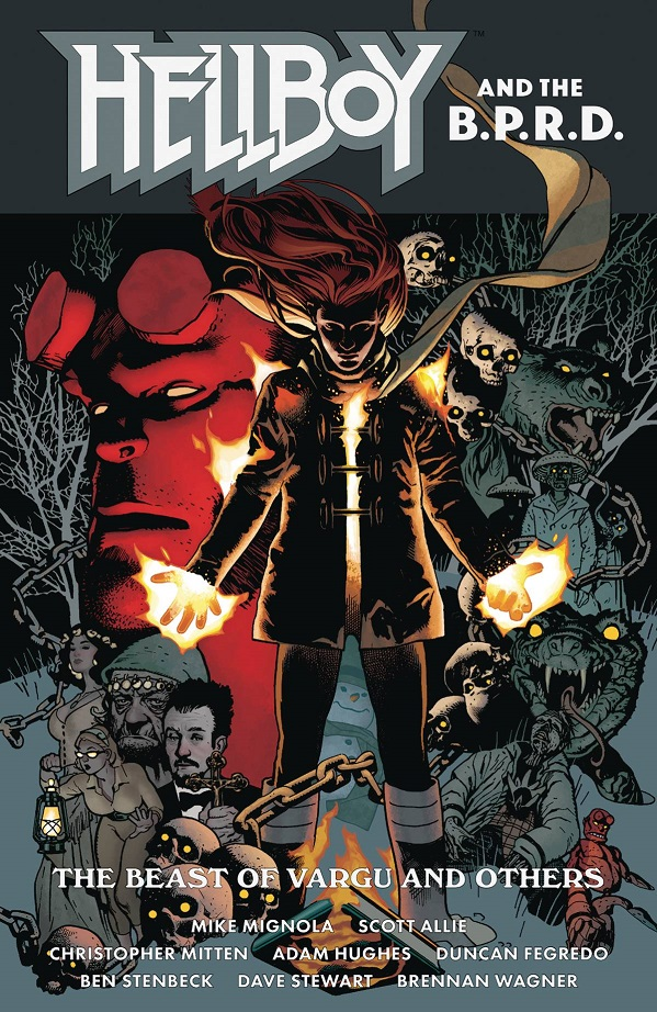 HELLBOY AND THE BPRD – BEAST OF VARGU & OTHERS TP