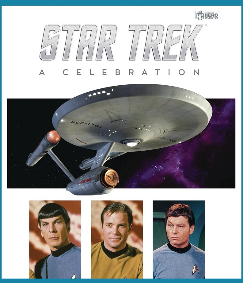 STAR TREK ORIGINAL SERIES CELEBRATION HC