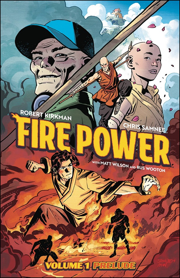 FIRE POWER BY KIRKMAN & SAMNEE TP VOL 01 - PRELUDE