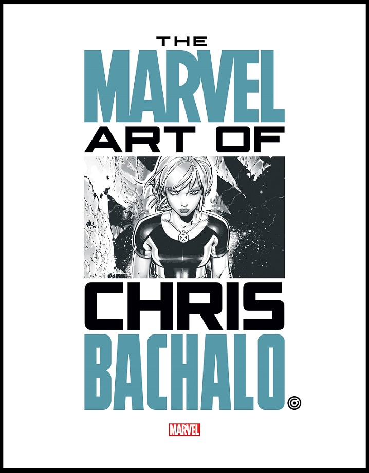 MARVEL MONOGRAPH TP – ART OF CHRIS BACHALO
