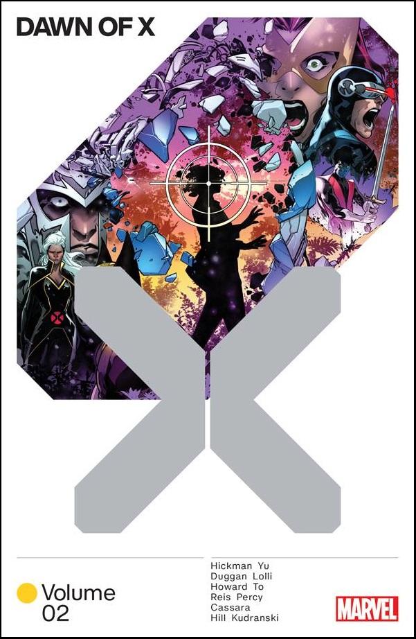 DAWN OF X TP VOL 02