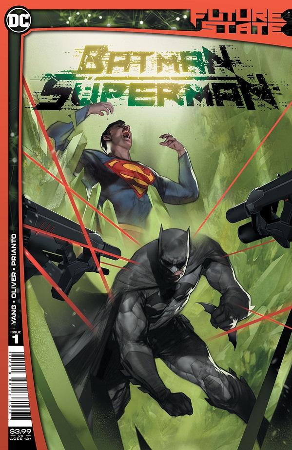 FUTURE STATE BATMAN SUPERMAN #1