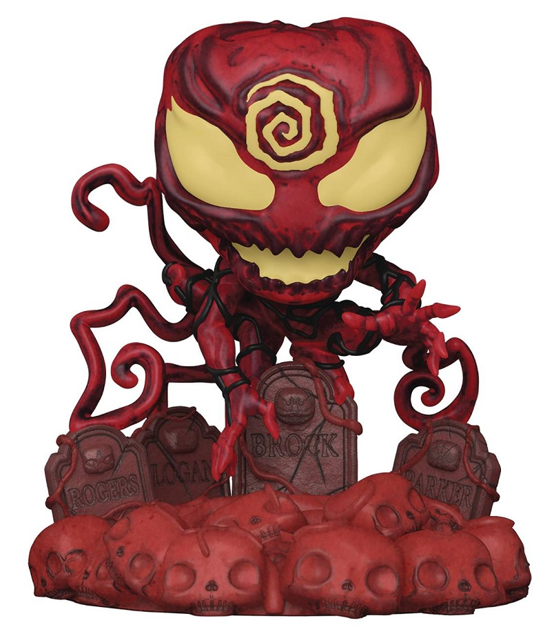 POP MARVEL HEROES – ABSOLUTE CARNAGE PX DELUXE VIN FIG