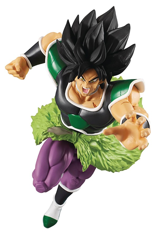 DRAGON BALL STYLING – SUPER SAIYAN BROLY RAGE MODE FIG