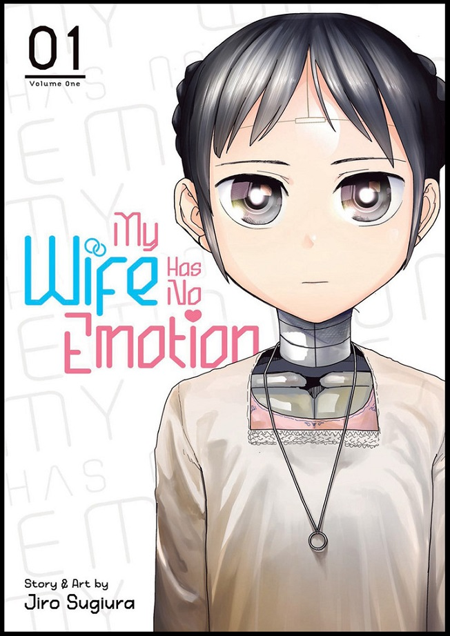 MY WIFE HAS NO EMOTION GN VOL 01