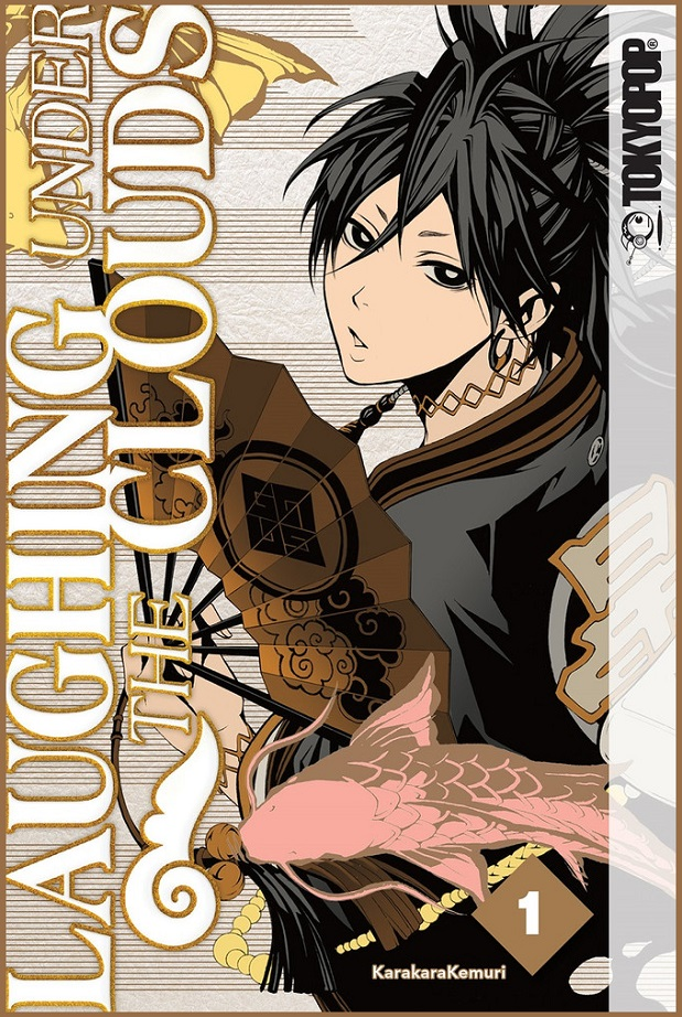 LAUGHING UNDER THE CLOUDS GN VOL 01