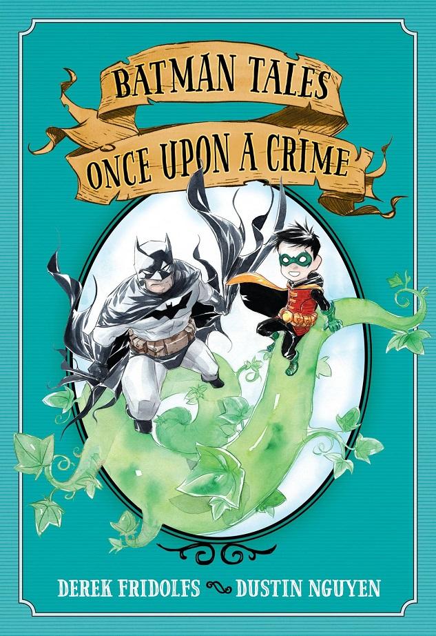 BATMAN TALES – ONCE UPON A CRIME TP
