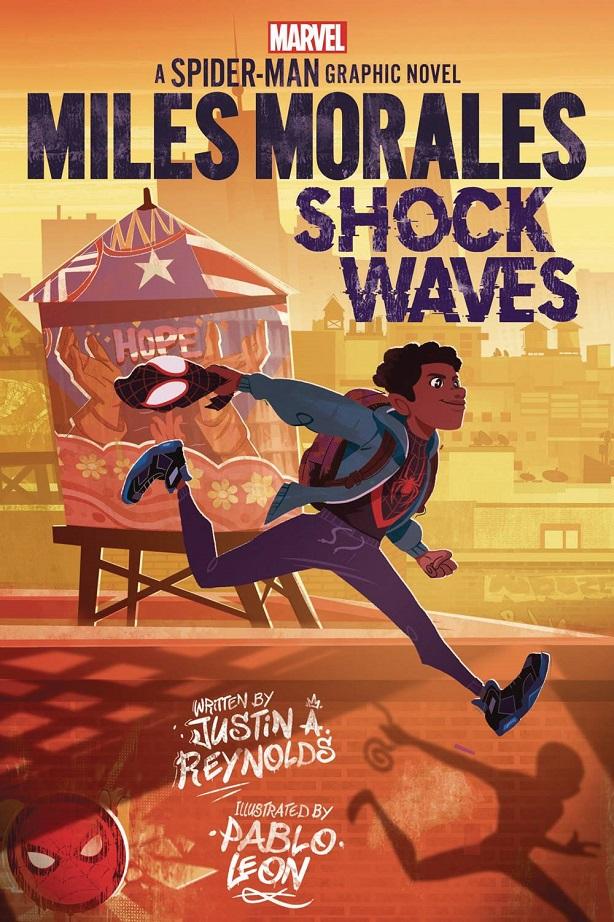MILES MORALES – SHOCK WAVES GN