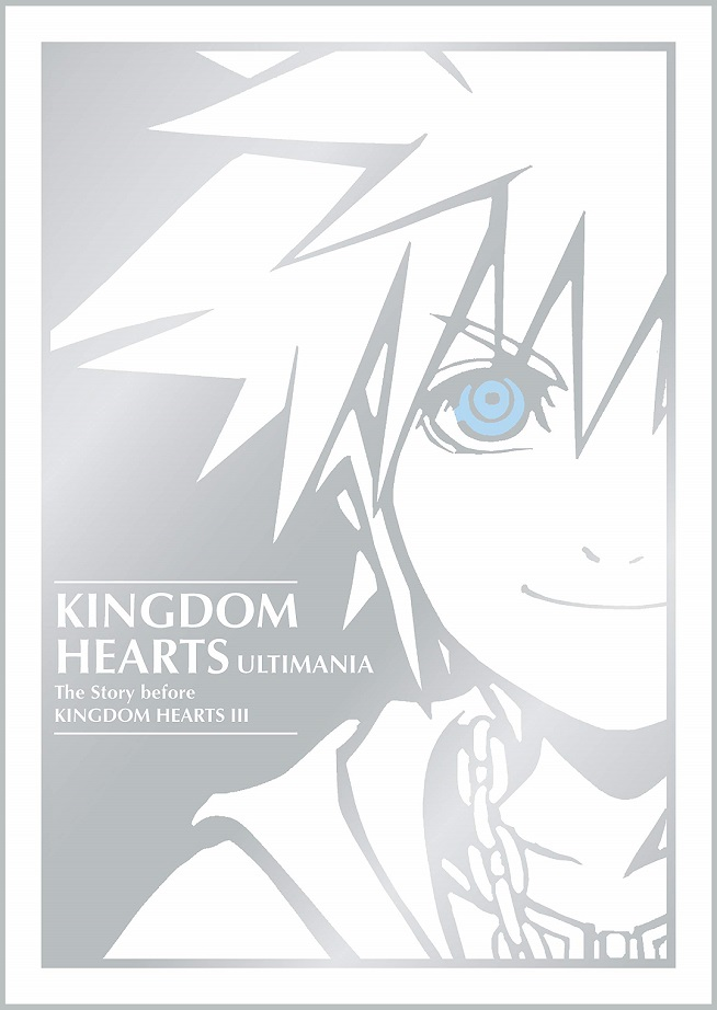 KINGDOM HEARTS ULTIMANIA – STORY BEFORE KH3 HC