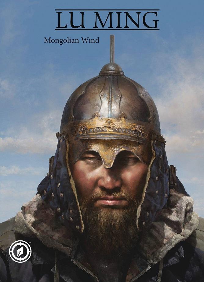 MONGOLIAN WIND – ART OF LU MING HC