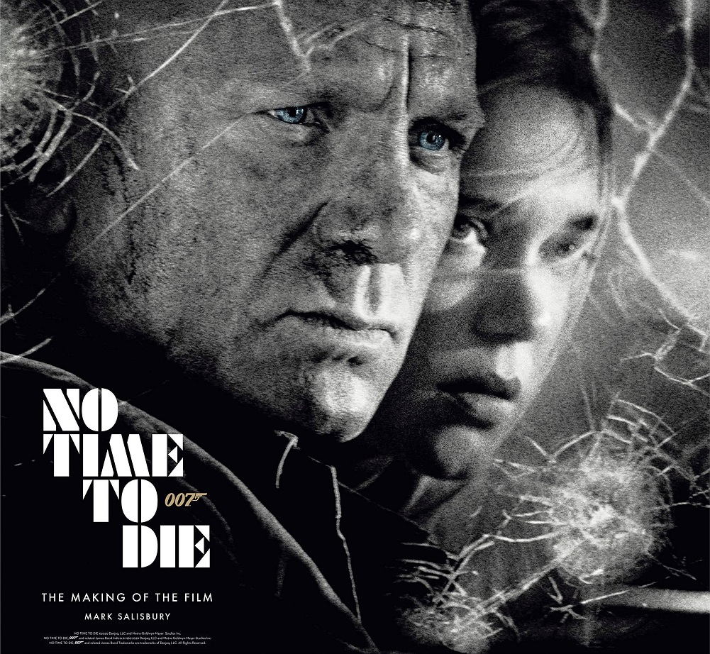 JAMES BOND NO TIME TO DIE – MAKING OF THE FILM HC