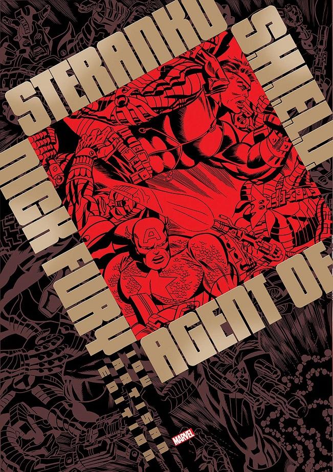 STERANKO NICK FURY AGENT OF SHIELD ARTISAN ED