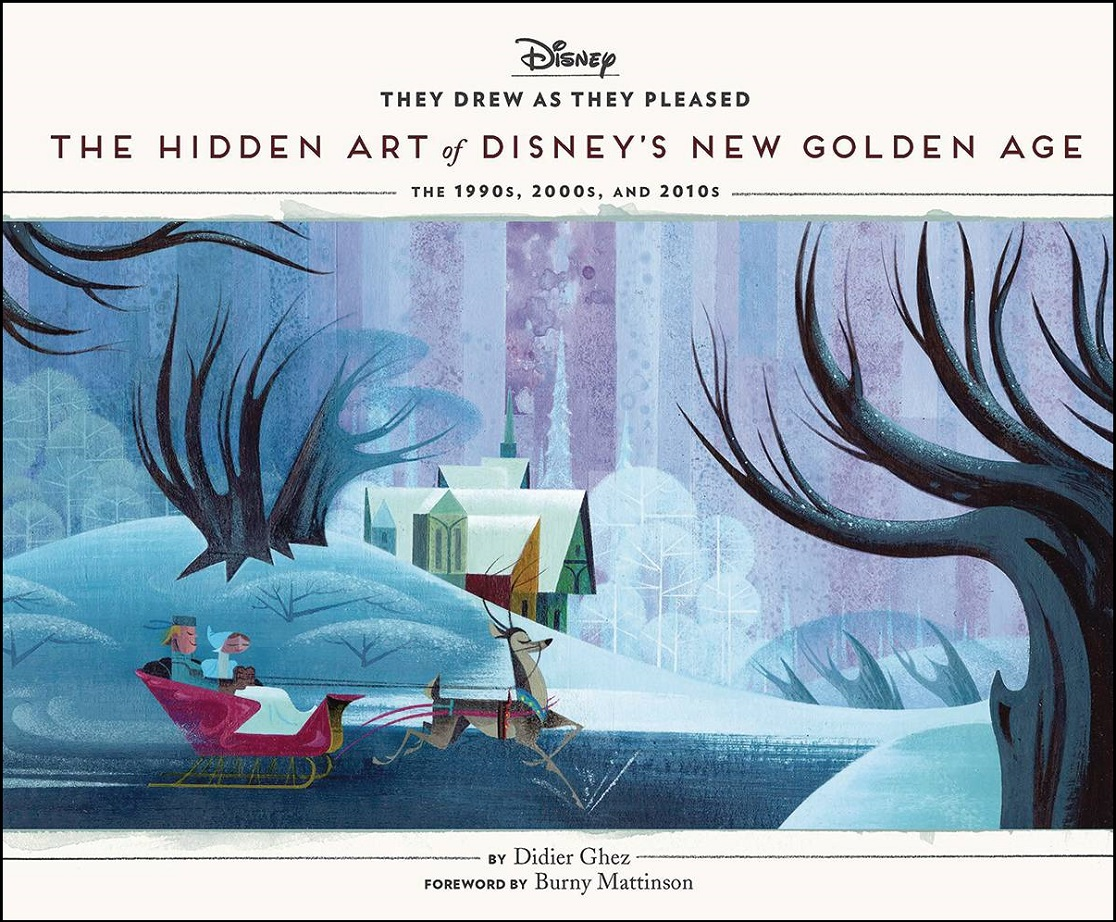THEY DREW AS THEY PLEASED HC VOL 06 – DISNEY`S NEW GOLDEN AGE