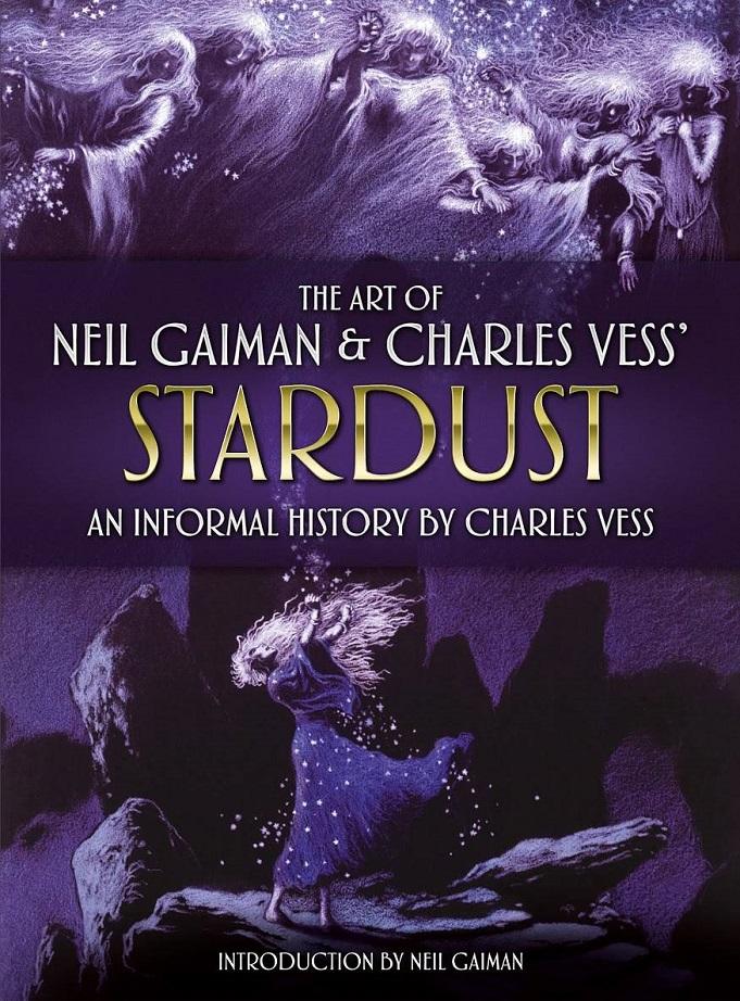 ART NEIL GAIMAN & CHARLES VESS STARDUST HC