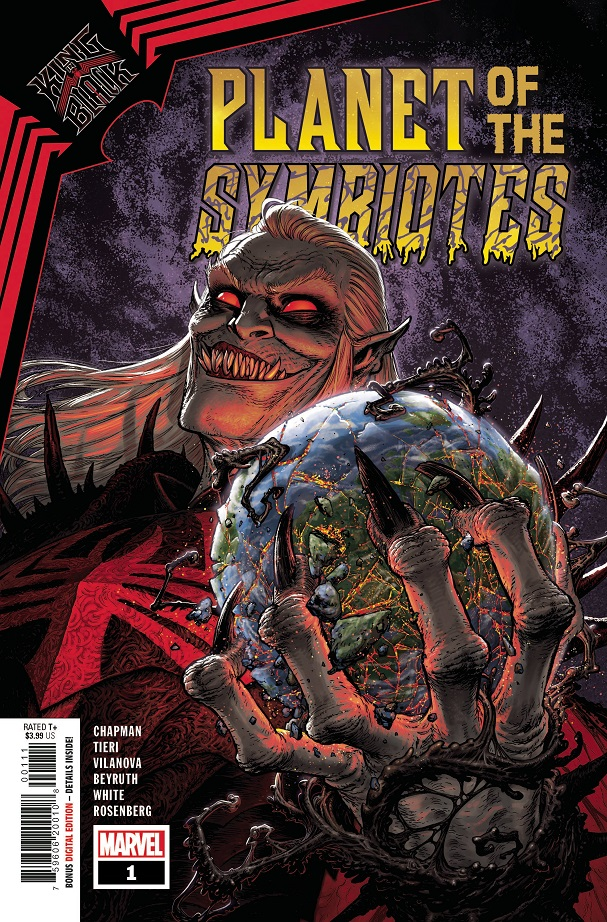 KING IN BLACK – PLANET OF SYMBIOTES #1 (OF 3)