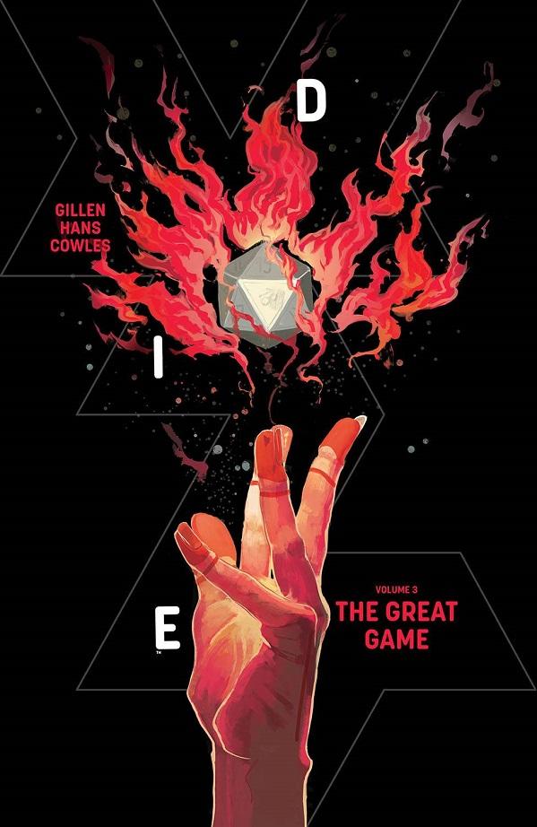 DIE TP VOL 03 – GREAT GAME