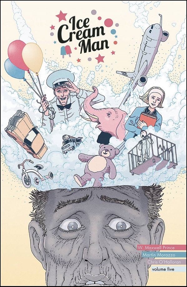 ICE CREAM MAN TP VOL 05 – OTHER CONFECTIONS