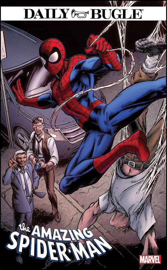 AMAZING SPIDER-MAN DAILY BUGLE #1