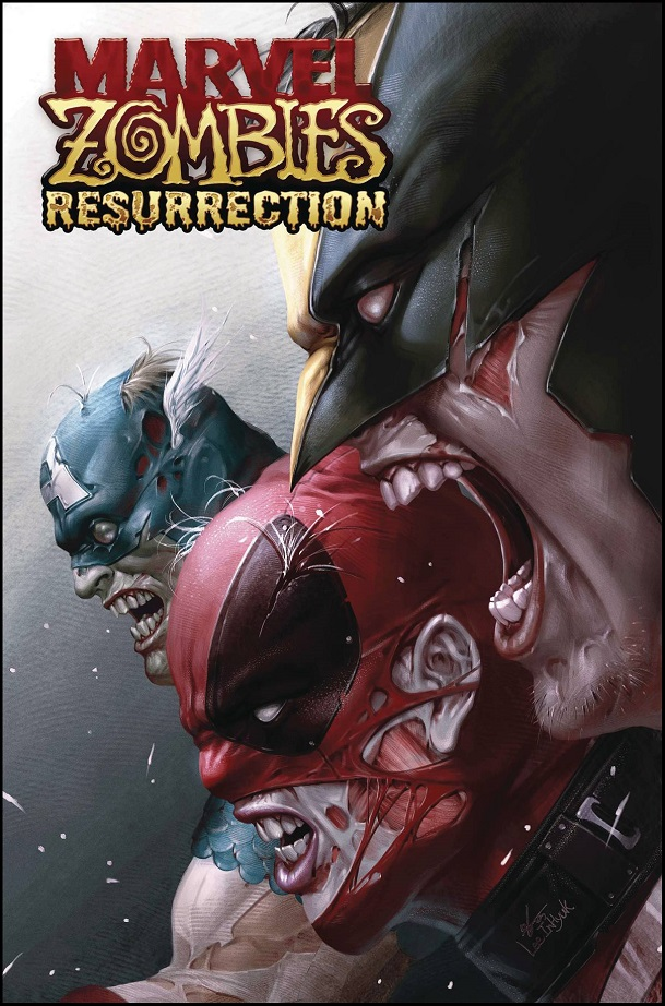 MARVEL ZOMBIES TP – RESURRECTION