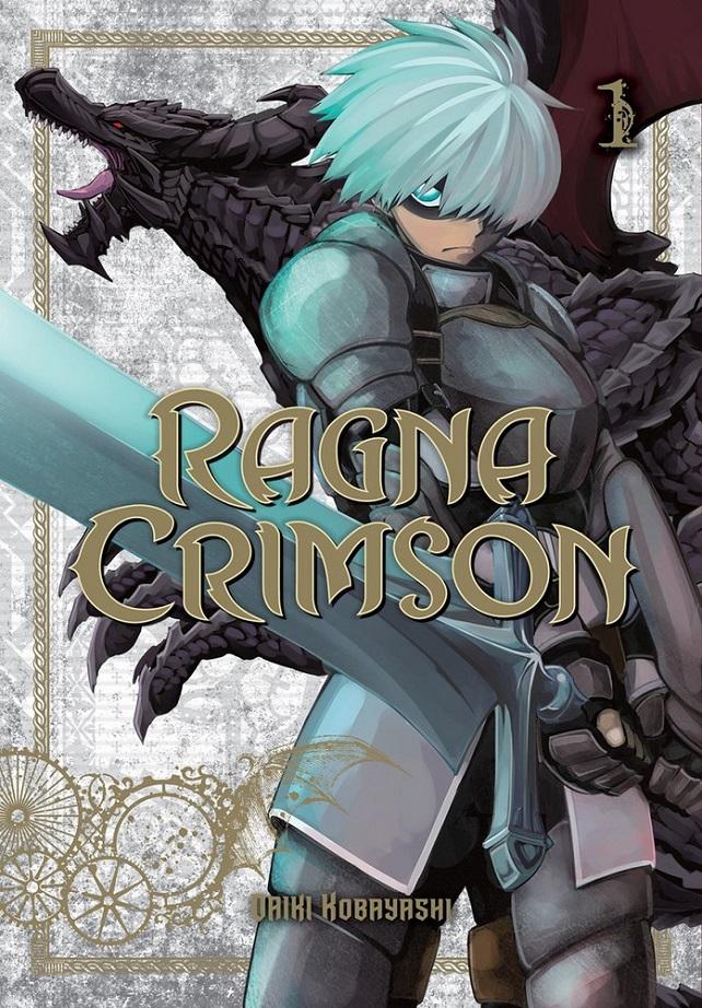 RAGNA CRIMSON GN VOL 01