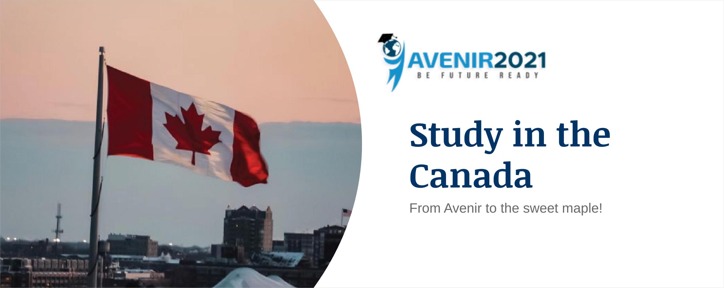 Register for Avenir 2021