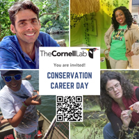Conservation Career Day poster