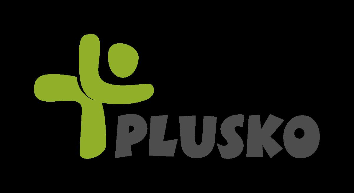 Plusko logo