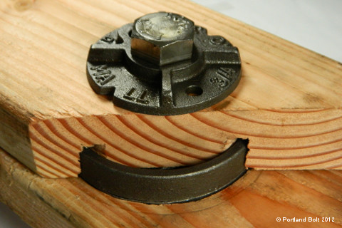 Shear Plate | Portland bolt
