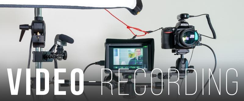 Blog Artikel, Video Recording, Dr. Ralph Oehlmann, Oehlmann-Photography