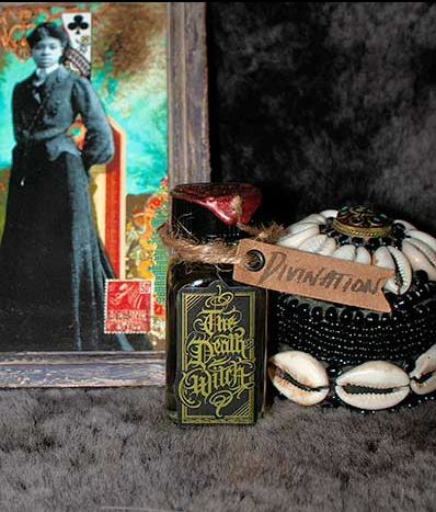 picture of Death Witch Divination Oil