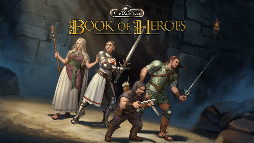 """[Video] Get Another Look at the Creation of The Dark Eye: Book of Heroes in the Second """"Making Of"""" Video"""