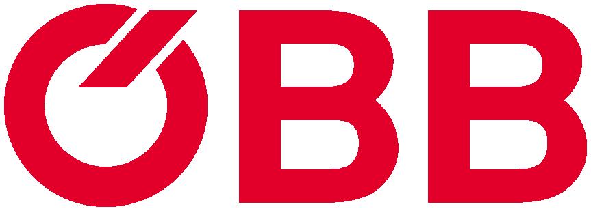 Το σήμα των Αυστριακών Σιδηροδρόμων από το 1998 και έπειτα