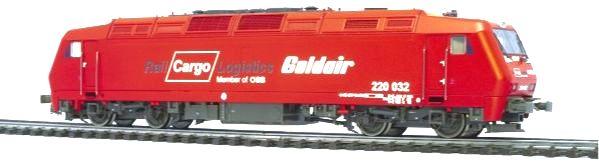 RCLG ADtranz 220 032
