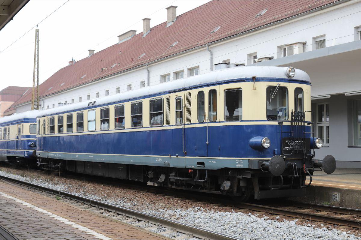 Η ÖBB 5042.14 στο Knittelfeld το 2018