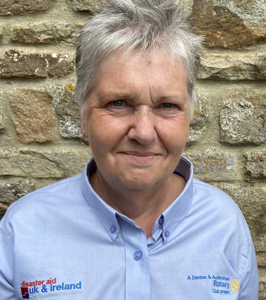 Chairman Pam Joyce