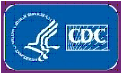 The Office of Refugee Resettlement and The CDC logos