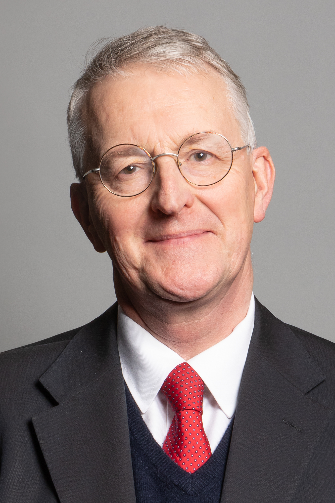 Head and shoulders photo of Hilary Benn