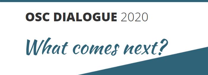 OSC Dialogue 2020