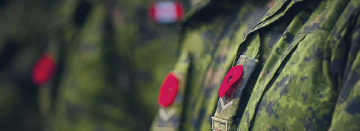 Webinar for Canadian Armed Forces Members, Veterans and Seniors