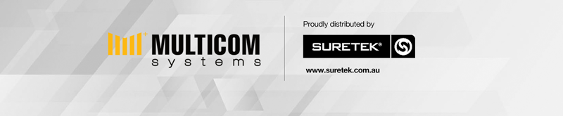 Proudly distributed by Suretek