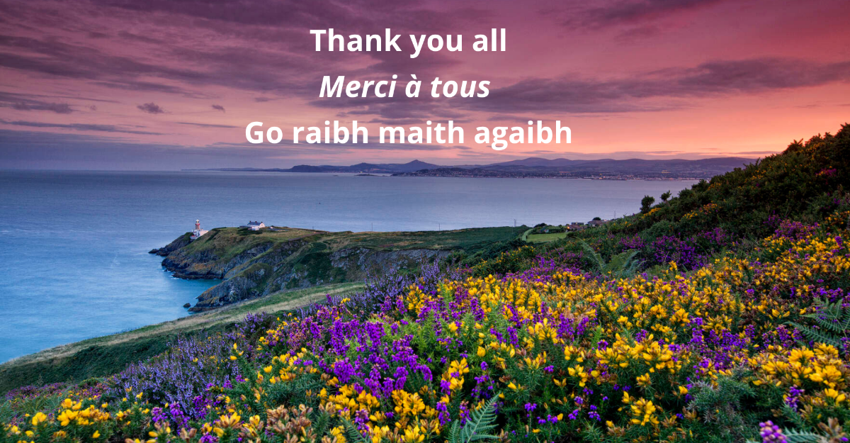 Thank you from ICCCOTT