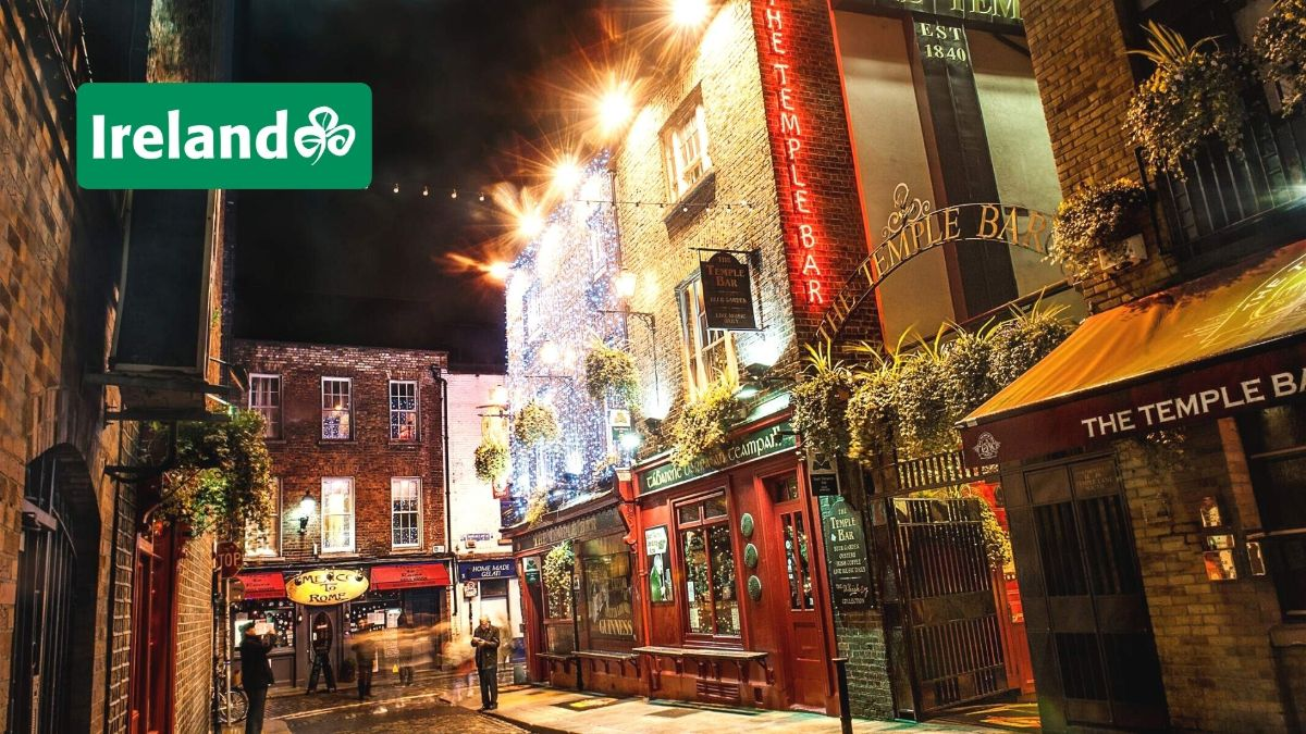 Visit Ireland in 2021