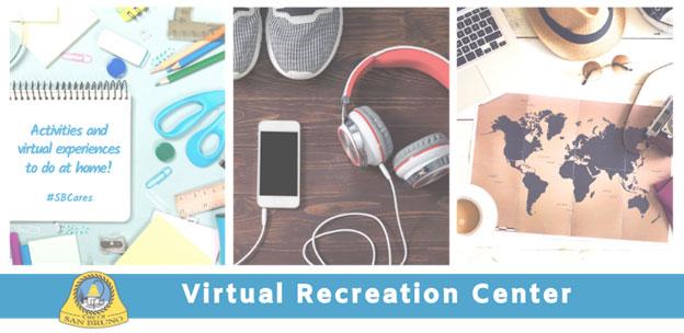 Virtual Rec Center Image